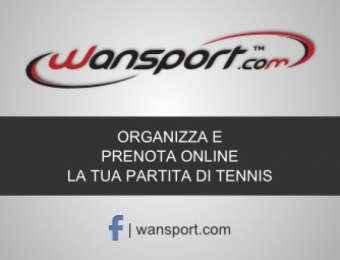 Prenotazioni Campi Online 2014 - Wansport.com